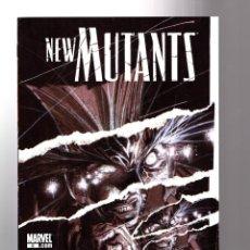 Comics : NEW MUTANTS 2 - MARVEL 2009 VFN/NM. Lote 197113838