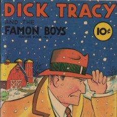 Cómics: COMICS BOOKS U.S.A. DE LOS AÑOS 30 EN INGLES. Lote 197205512
