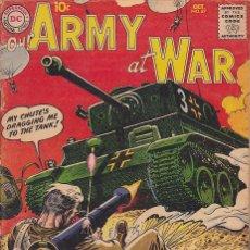 Cómics: COMIC COLECCION ARMY AT WAR Nº 87. Lote 197457578