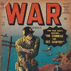 Cómics: COMIC COLECCION WAR Nº 48. Lote 197457876
