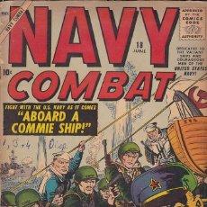 Cómics: COMIC COLECCION NAVY COMBAT Nº 18. Lote 197457956