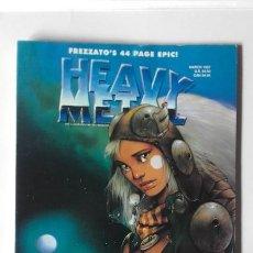 Cómics: HEAVY METAL MARCH 1997. Lote 197467758