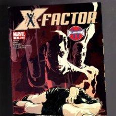 Cómics: X-FACTOR 2 - MARVEL 2006 VFN / PETER DAVID & RYAN SOOK. Lote 197476341
