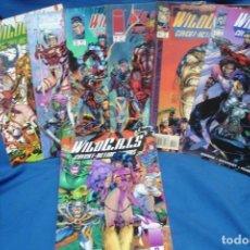 Cómics: WILDC.A.T.S. Nº: 0, 9, 11, 12,13, 20, 21 - IMAGE COMICS - VERSIÓN ORIGINAL USA. Lote 197524643