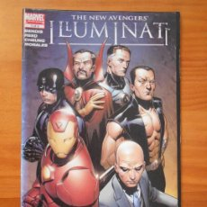 Cómics: THE NEW AVENGERS: ILLUMINATI Nº 1 OF 5 - EN INGLES - MARVEL (FV). Lote 197988456