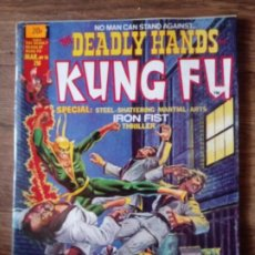 Cómics: DEADLY HANDS OF KUNG-FU 10. Lote 198384116