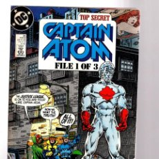 Cómics: CAPTAIN ATOM 26 - DC 1989 FN/VFN. Lote 198399092