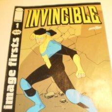 Cómics: IMAGE COMICS INVINCIBLE. Nº 1 KIRKMAN. WALKER. CRABTREE 2014 COLOR (EN INGLÉS, BUEN ESTADO). Lote 198616293