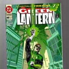 Cómics: GREEN LANTERN 48 - DC 1993 VFN+ / EMERALD TWILIGHT / 1ST KYLE RAYNER. Lote 198970170