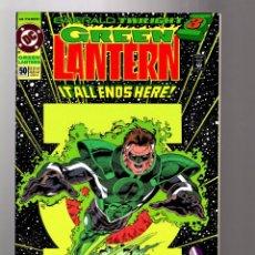 Cómics: GREEN LANTERN 50 - DC 1994 VFN/NM / 1ST PARALLAX / 1ST KYLE RAYNER AS GREEN LANTERN. Lote 198970583