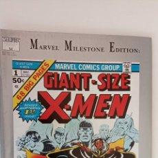 Cómics: MARVEL MILESTONE EDITIÓN GIANT - SIZE X MEN - Nº1 MAYO 1991 - NUEVO. Lote 199069922