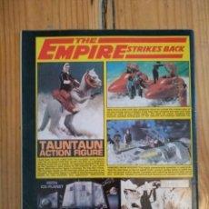 Cómics: 1994 # 27 - WARREN MAGAZINE 1982 - BUEN ESTADO - EMPIRE STRIKES BACK: PUBLICIDAD STAR WARS. Lote 118628415