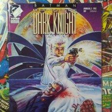 Cómics: BATMAN - LEGENDS OF THE DARK KNIGHT ANNUAL 2. Lote 199284168