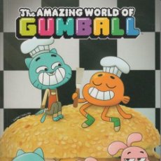 Cómics: COMPLETA - THE AMAZING WORLD OF GUMBALL TPB # 1 Y 2 (BOOM-KABOOM,2015-2016) - 1ST BOOM SERIES. Lote 199288142
