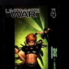 Cómics: ULTIMATE WAR 4 ULTIMATES VS ULTIMATE X-MEN - MARVEL 2003 VFN / MARK MILLAR & CHRIS BACHALO. Lote 201097413
