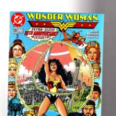 Cómics: WONDER WOMAN 120 - DC 1997 VFN/NM GIANT SIZE ANNIVERSARY / JOHN BYRNE. Lote 201828775