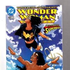 Cómics: WONDER WOMAN 153 - DC 2000 VFN/NM / MARK MILLAR / ADAM HUGHES COVER. Lote 201835541