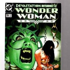 Cómics: WONDER WOMAN 156 - DC 2000 VFN / LUKE & CLARK / ADAM HUGHES COVER. Lote 201836486