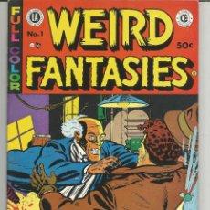 Comics : CÓMIC AMERICANO WEIRD FANTASIES Nº 1 RICHARD CORBEN. Lote 201964638