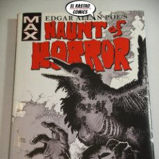 Cómics: HAUNT OF HORROR, EDGAR ALLAN POE, RICHARD CORBEN, EDICIÓN AÑO 2006, MARVEL USA, EN INGLÉS, GUARIDA. Lote 202918302