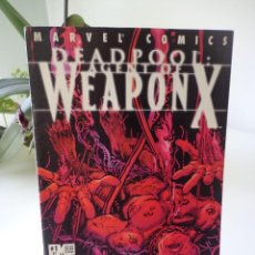 Cómics: DEADPOOL#57-.FIRST AGENT OF WEAPON X. Lote 203151385
