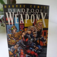 Cómics: DEADPOOL #58-2ND AGENT OF WEAPON X. Lote 203151596