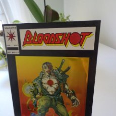 Cómics: BLOODSHOT #1 1ST SOLO-HOLOCOVER PERFECTO-MOVIE!!. Lote 203160750