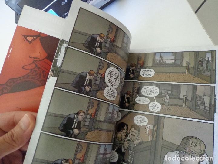 Cómics: LOCKE & KEY #1 FIRST PRINT-ERROR DE IMPRESIÓN!! - Foto 3 - 203232060