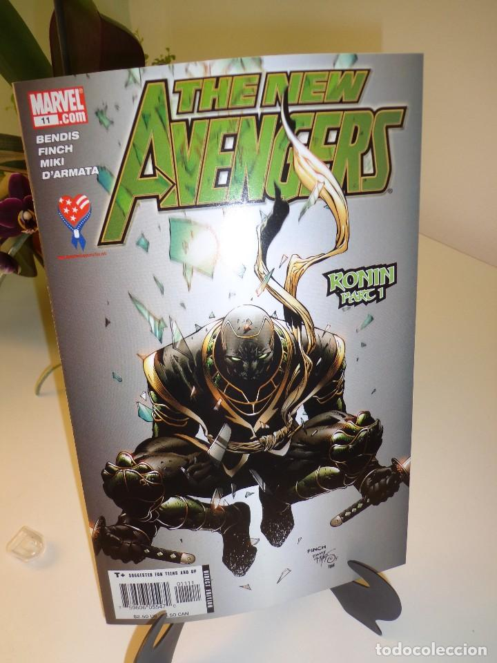 THE NEW AVENGERS #11-FIRST FULL RONIN-MAYA IN AVENGERS ENDGAME MOVIE (Tebeos y Comics - Comics Lengua Extranjera - Comics USA)