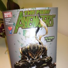 Cómics: THE NEW AVENGERS #11-FIRST FULL RONIN-MAYA IN AVENGERS ENDGAME MOVIE. Lote 203248326