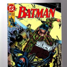 Cómics: BATMAN 490 - DC 1993 VFN/NM / MOENCH & APARO. Lote 203430336