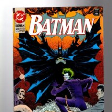 Cómics: BATMAN 491 - DC 1993 VFN / MOENCH & APARO / JOKER. Lote 203430650