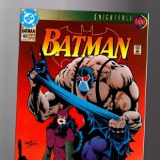 Cómics: BATMAN 498 - DC 1993 VFN/NM / KNIGHTFALL. Lote 203432866