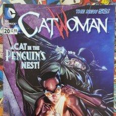 Cómics: CATWOMAN 20 THE NEW 52! ORIGINAL USA. Lote 203448191