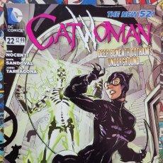 Cómics: CATWOMAN 22 THE NEW 52! ORIGINAL USA. Lote 203448408