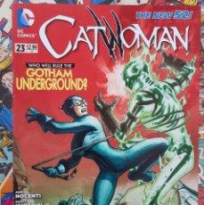 Cómics: CATWOMAN 23 THE NEW 52! ORIGINAL USA. Lote 203448562