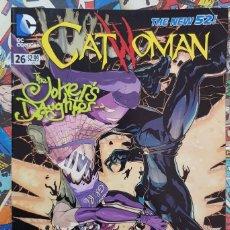 Cómics: CATWOMAN 26 THE NEW 52! ORIGINAL USA. Lote 203448663