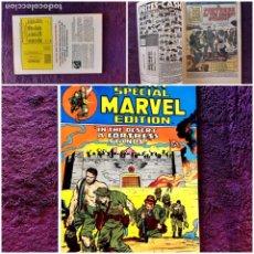 Cómics: SGT FURY SPECIAL MARVEL Nº 14 1973 IMPECABLE ESTADO. Lote 203555402