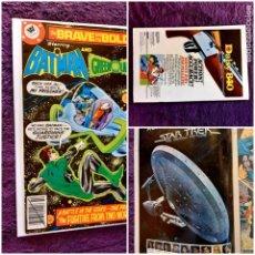 Cómics: THE BRAVE AND THE BOLD Nº 155 1979 IMPECABLE ESTADO POR ESTRENAR. Lote 203558096