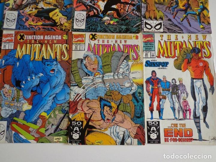 Cómics: 10 NEW MUTANTS COMICS SET-USA-FIRST APPEARANCES-NEXT MOVIE!! - Foto 5 - 203603451