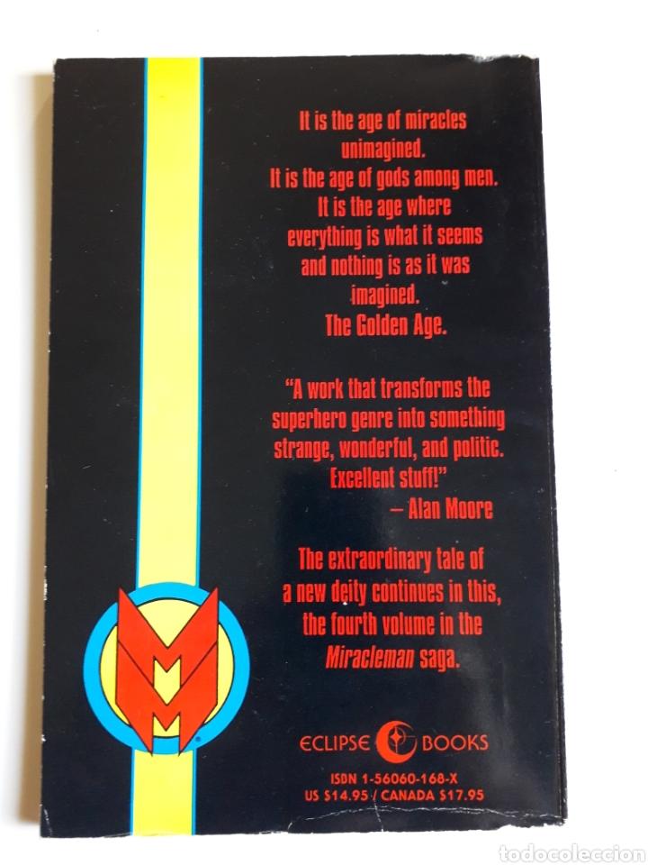Cómics: Miracleman. Book Four: The Golden age. Gaiman y Buckingham. Usa - Foto 2 - 203614236