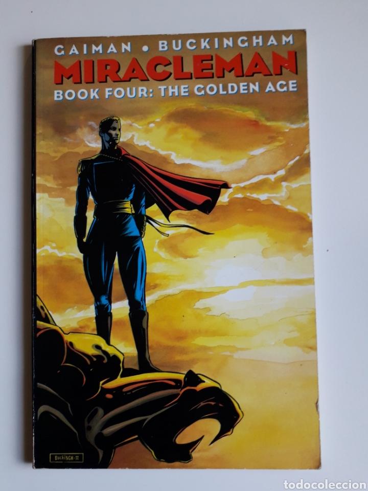 MIRACLEMAN. BOOK FOUR: THE GOLDEN AGE. GAIMAN Y BUCKINGHAM. USA (Tebeos y Comics - Comics Lengua Extranjera - Comics USA)