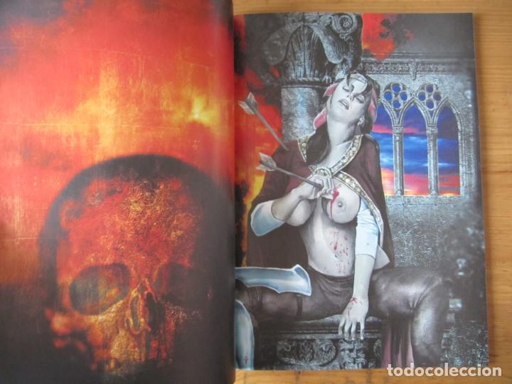 Cómics: TIMO WUERZ - BETWEEN HEAVEN AND HELL - CARLSEN COMICS - Foto 6 - 203780192