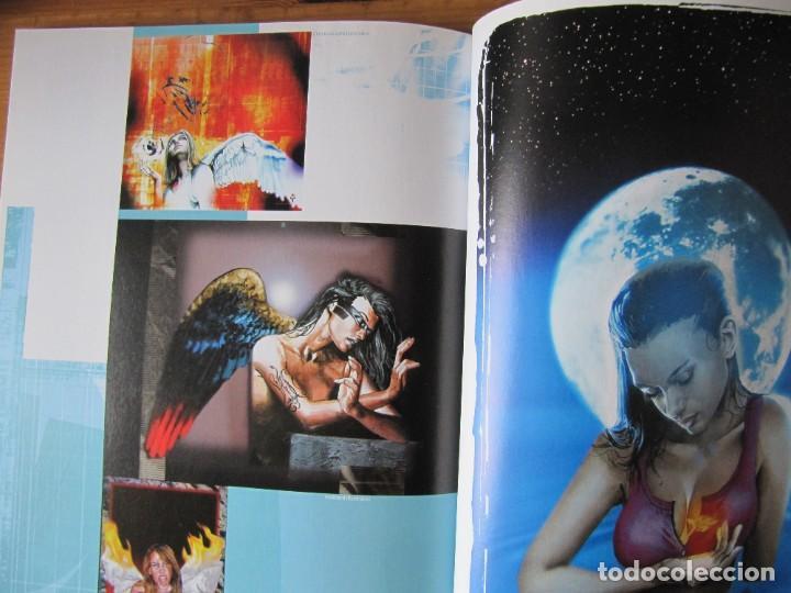 Cómics: TIMO WUERZ - BETWEEN HEAVEN AND HELL - CARLSEN COMICS - Foto 9 - 203780192