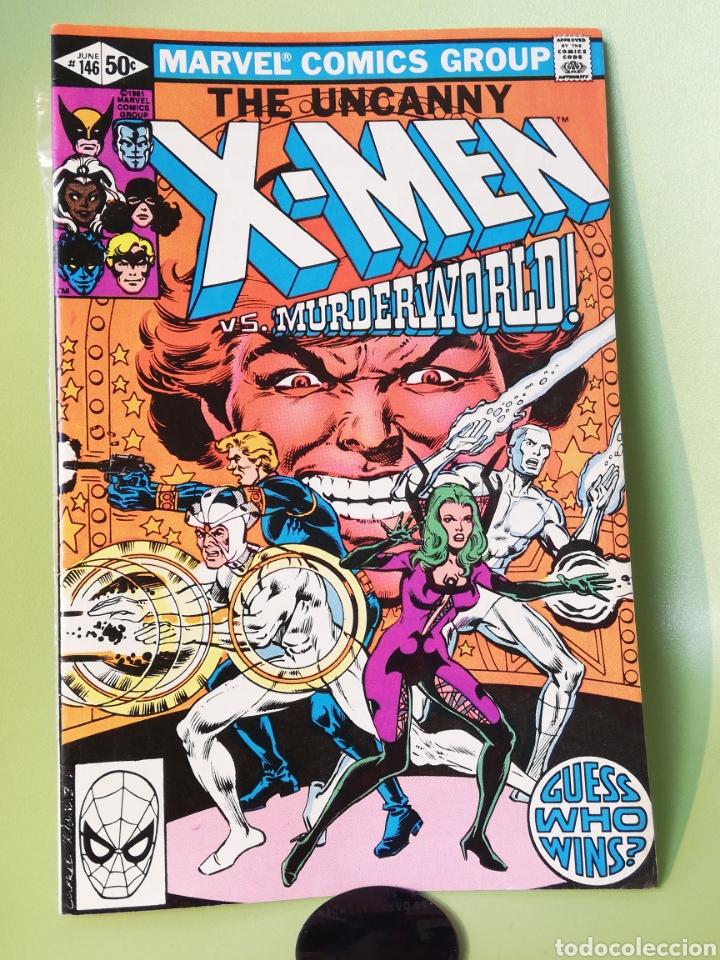 X-MEN 146 MARVEL COMICS USA 1981 (Tebeos y Comics - Comics Lengua Extranjera - Comics USA)