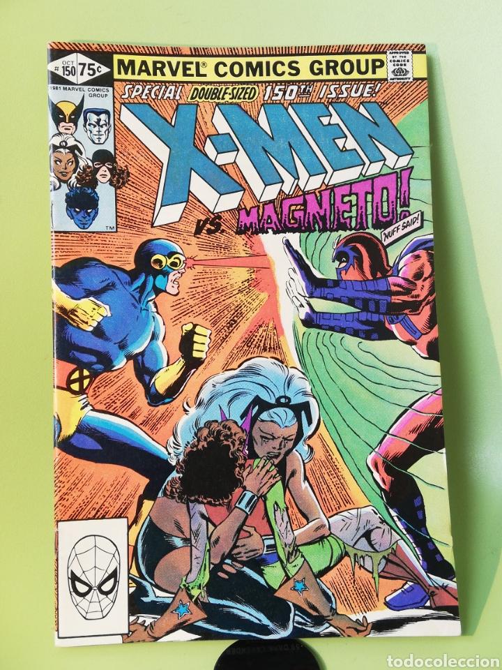 X-MEN 150 MARVEL COMICS USA 1981 (Tebeos y Comics - Comics Lengua Extranjera - Comics USA)