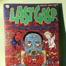Cómics: LAST GASP NÚMERO 1 COMIC UNDERGROUND USA 1994. Lote 203935626