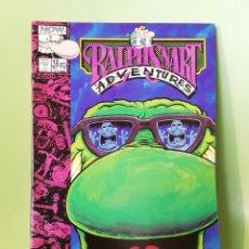 Cómics: RALPHSNART ADVENTURES 12 NOW UNDERGROUND COMICS USA 1989. Lote 204137093