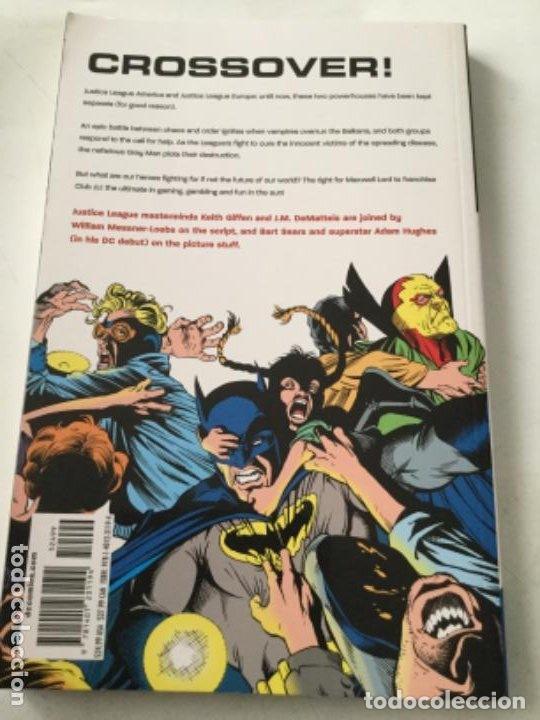 Cómics: justice league- vol. Six- 238 paginas- 24,99$ - rústica- 2011 - Foto 3 - 204329081
