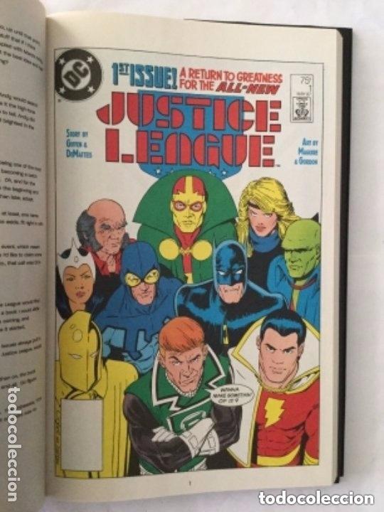 Cómics: Justice league - tapa dura -186 páginas - 24,99 dolars USA- volume one - Foto 2 - 204329718